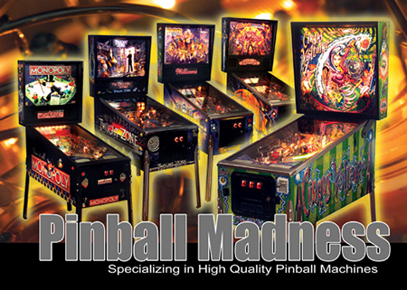 pinball slot machine for sale